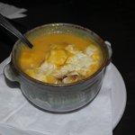 A melhor sopa que já comi!