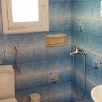 baño habitacion doble