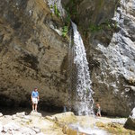 Spouting Rock-Hanging Lake Trail