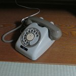Old style phone...