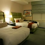 Good size rooms & comfy beds