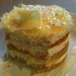 Pineapple/Coconut Cake