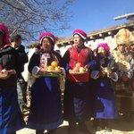A wedding in our village