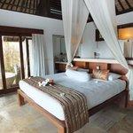 1 bedroomed villa