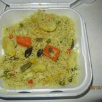 Vegetable Fried Rice - Swagat Restaurant, concord , USA