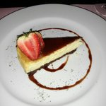 Cheesecake squisita