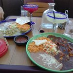 Great Mole at El Rancho Grande