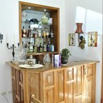 Mini bar acojedor