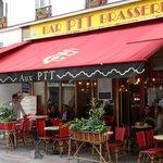 PTT Brasserie - on Rue Cler good breakfast