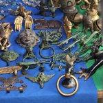 Flea Market - lots of old stuff