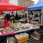 Flea Market near Naschmarkt