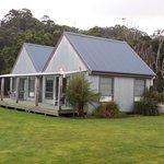 Exterior views of the sheds!