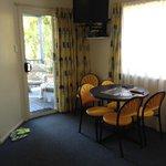 lounge in 2 bedroom villa