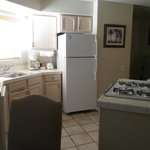 Roomy kitchen, well laid out space