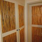 Closet and Bathroom Door