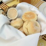 Biscuits with sugar
