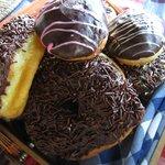 Fresh dougnuts