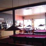 Reception, Bar and Billard