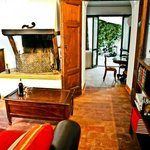 Suite Caminetto/ Living