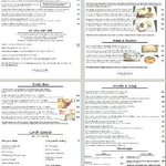 naysa fusion menu