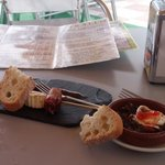 Tapas with imagination.