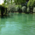 Lago Termas Pallares