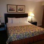 Buena cama de matrimonio