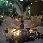 Great Gatsby theme for 21st
