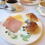 petit déjeuner hôtel ´T Zand