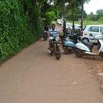 Outside Road