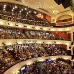 Newcastle Theatre Royal Audience