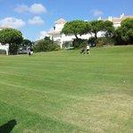 Campo de Golf de 18 hoyos