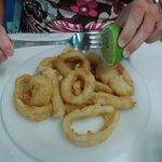 fritto di calamari