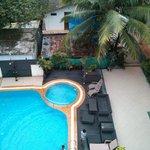 Pool at La Oasis