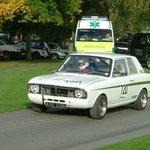 Lotus Cortina Mk 2.