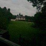 A lovely view of Cerdyn Villa