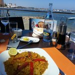lovely paella in Miramar
