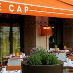 Terrace de la Brasserie Le Cap