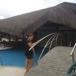 Bar da piscina ...Muito bom..!!!