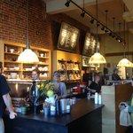 Pavement coffee bar