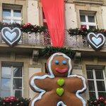 Décoration pour Le Noel de Strasbourg