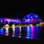 Ibiza night lights