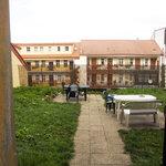 terrace/ backyard