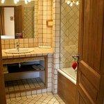 """Salle de bain Chambre """"Alpage"""""""