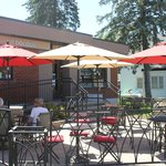 We are a warm and inviting café-bistro located in the heart of Rockland, Ontario