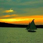 peaceful sunsets