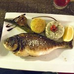 Simple, perfectly grilled fish