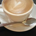 En Café Barista