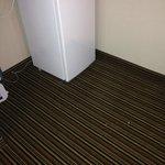 Unvacuumed Floor