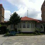 Wisma Sibayak Guesthouse exterior